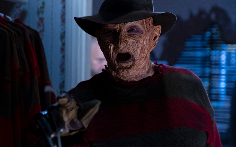 A Nightmare on elm street Halloween Drive In Movie Experience Mid Atlantic Event Group