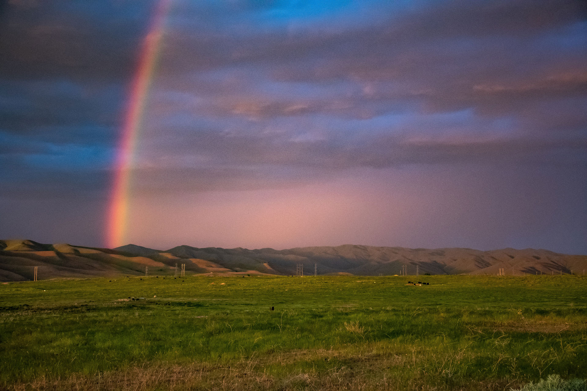 landscape-photography-of-mountains-with-rainbow-1121888
