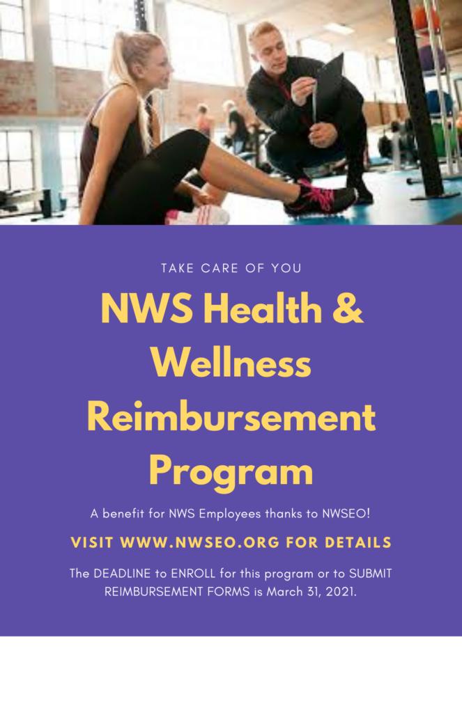 NWS Health & Wellness Reimbursement Program.2