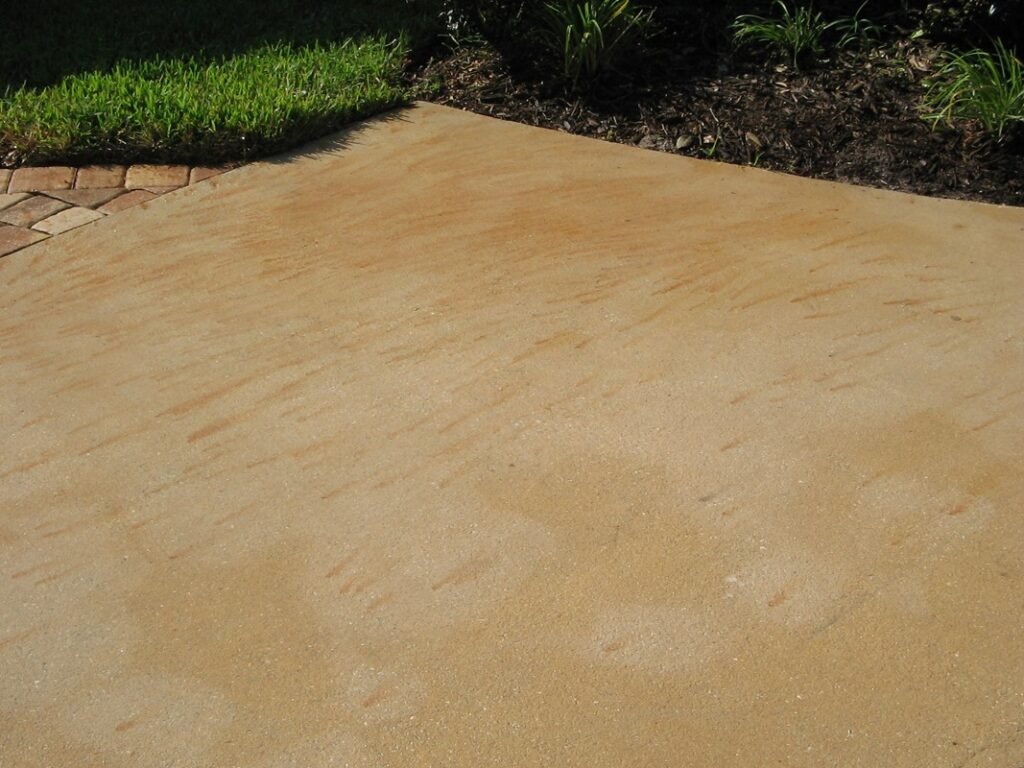 Rust/Stain Removal