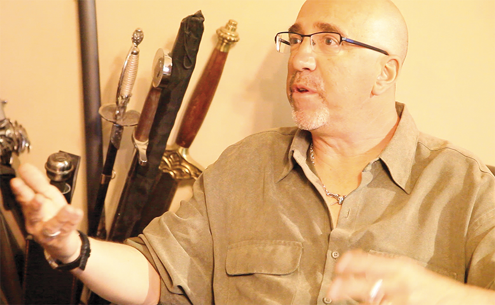 Effects specialist Mike Tristano talks about the portrayal of firearms and sensationalism.