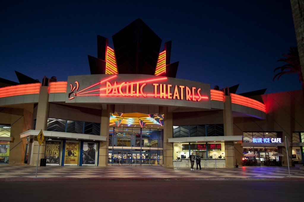 The Pacific Theaters Winnetka 21 in Northridge utilizes Extreme Movie Experience, which improves on viewers' movie-watching experience. Photo: Lynn Levitt