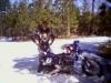 Snow Got you Stuck Big Fella?