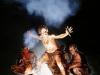 Robert doing his aboriginal-wedding dance