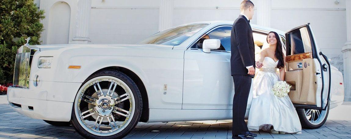 San Antonio TX wedding Limo Service