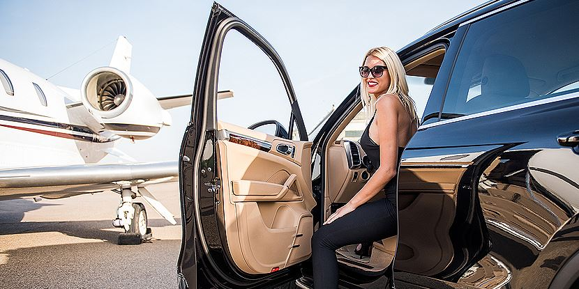 College Station TX airport transportation