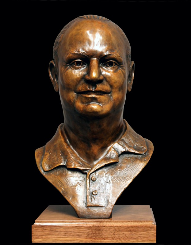 Stanley Ray, bronze