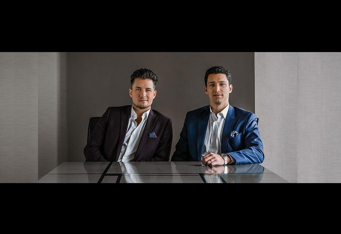 Phillip and Santino
