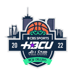 HBCU All Star Game Logo New Orleans 2022