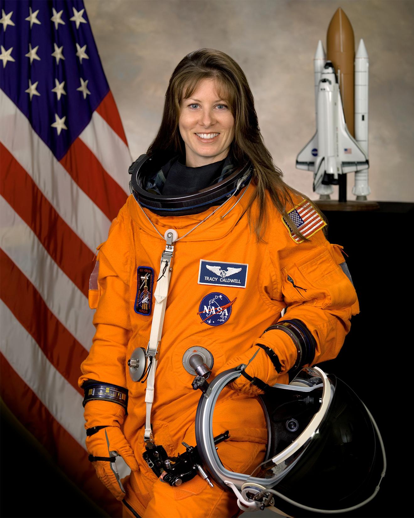 Dr. Tracy Caldwell Dyson | Astronaut, NASA