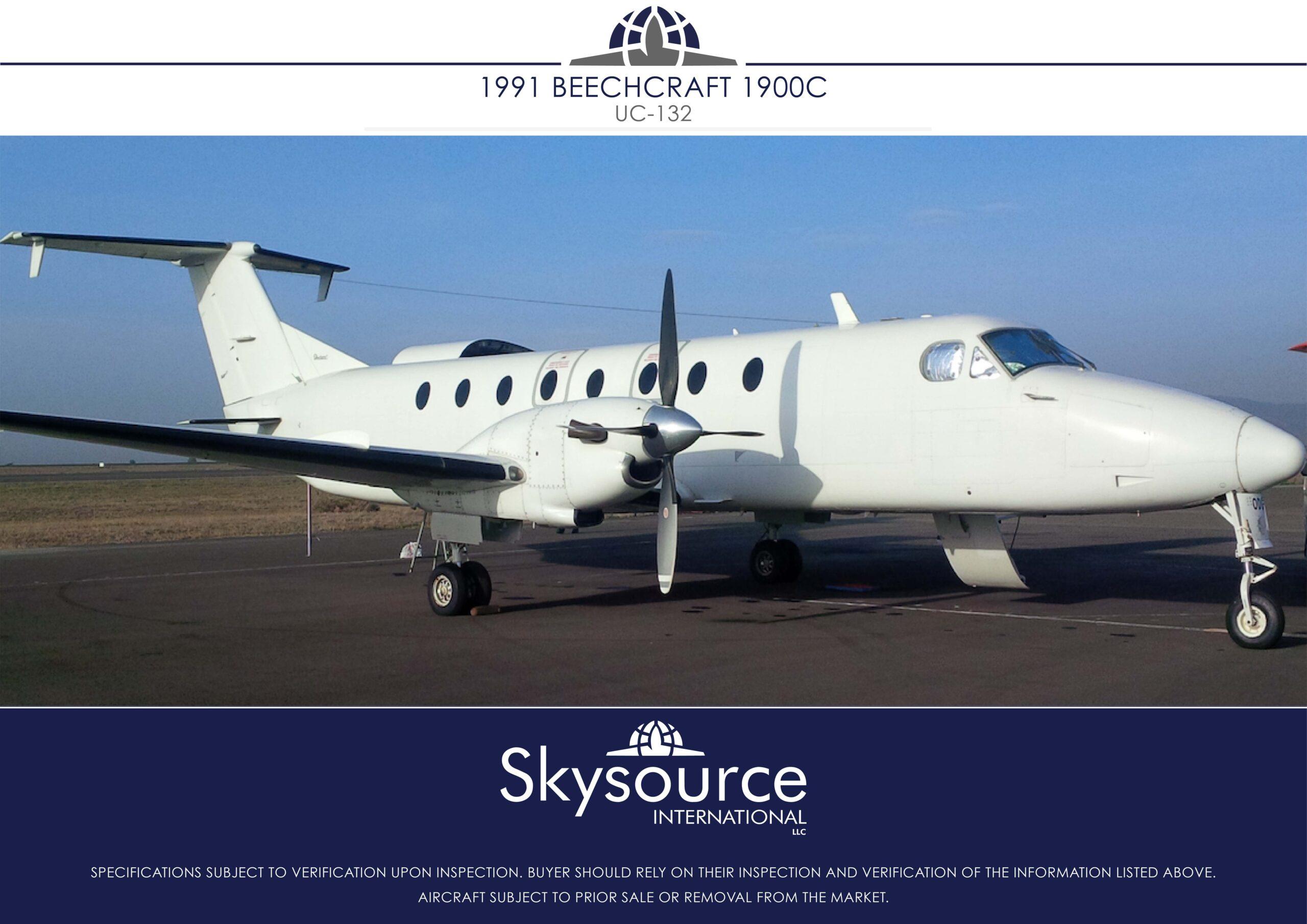 SS 1991 Beechcraft 1900C