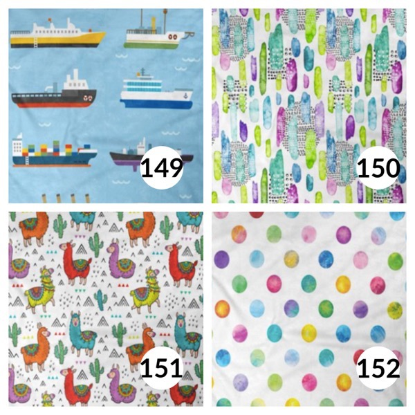 Colorful throw blanket list 1  37