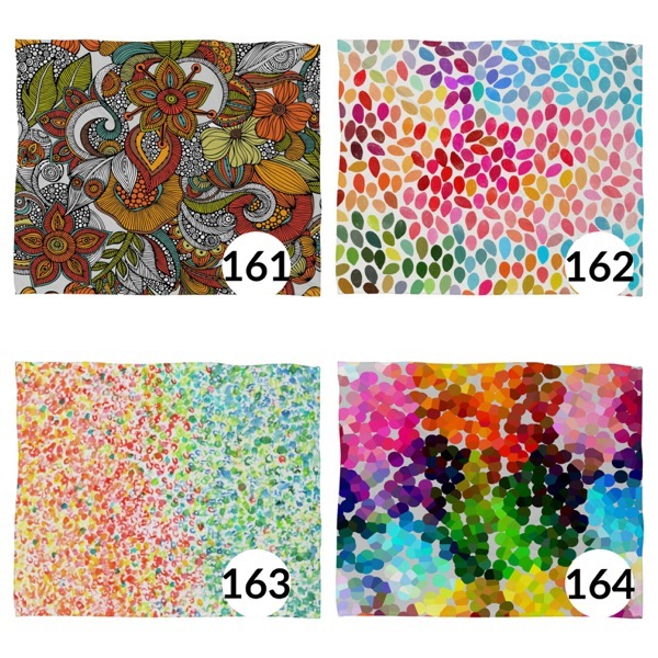 Colorful throw blanket list 1  40