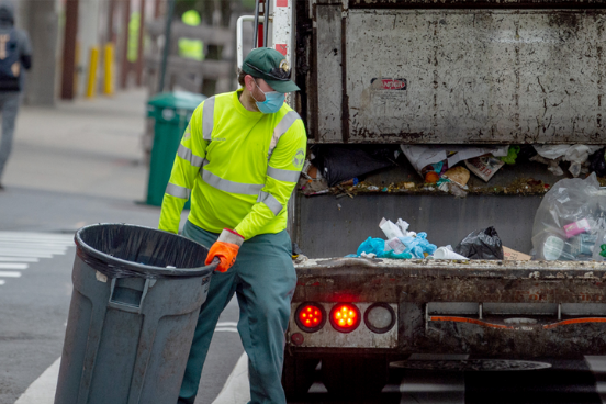 Binova Waste Safety