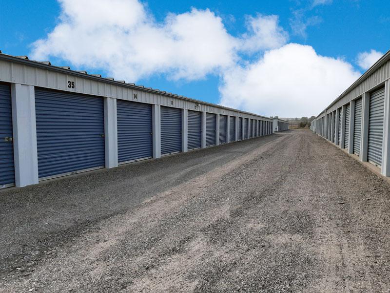 storage in billings