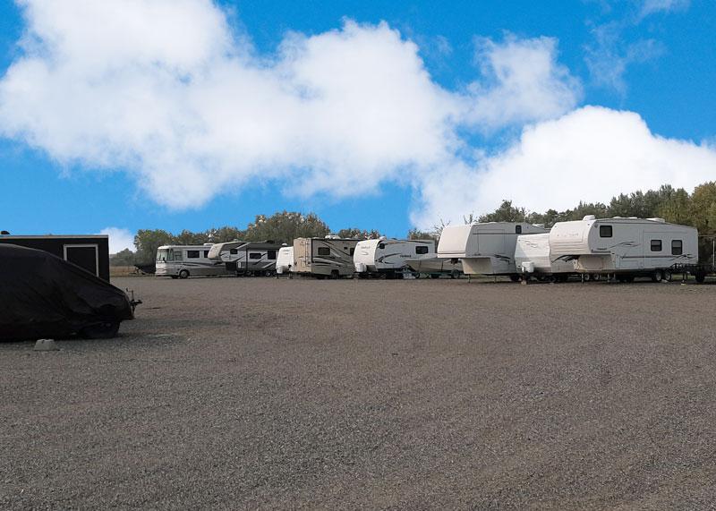 storage units billings