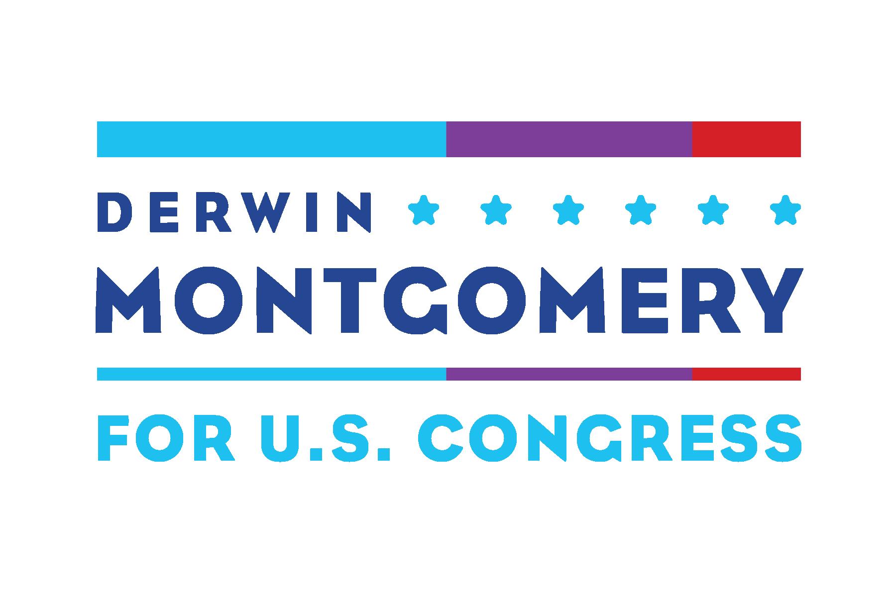 Derwin Montgomery for Congress