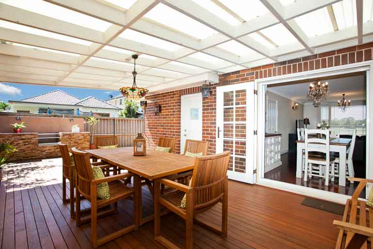 Locked Down? Or Maybe Just Anti-Social All the Time? Make Your Home Your Kingdom With a New Outdoor Space