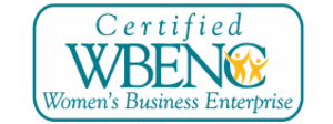 Certified Women's Business Enterprise (WBENC)