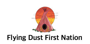 Flying Dust First Nation Logo