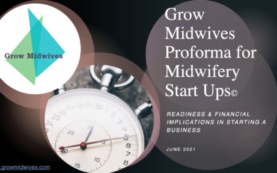 Proforma for Midwife Start Ups