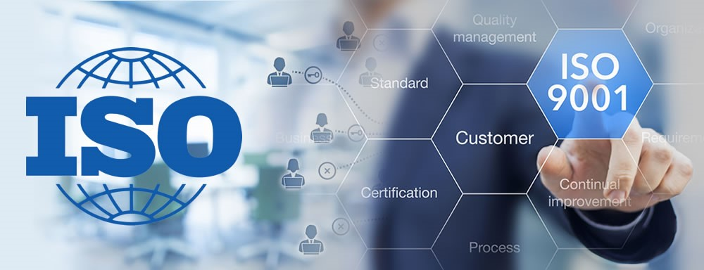 Quality Management Systems - ISO Recognition