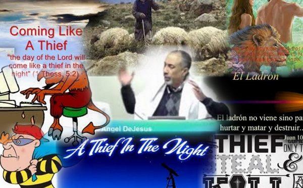 The thief cometh