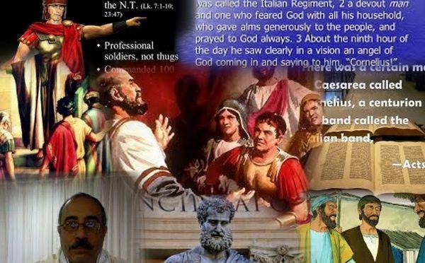 A certain man in Caesarea called Cornelius