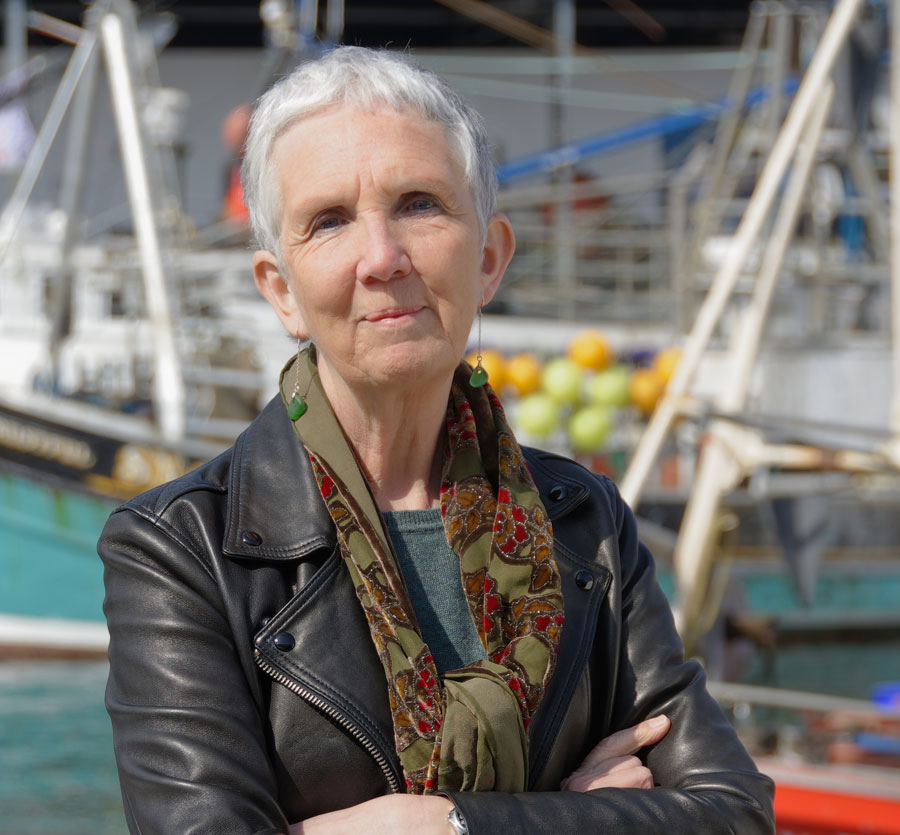 photo of Ann Cleeves