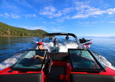 boat rental lake