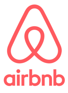 cabin listing on airbnb