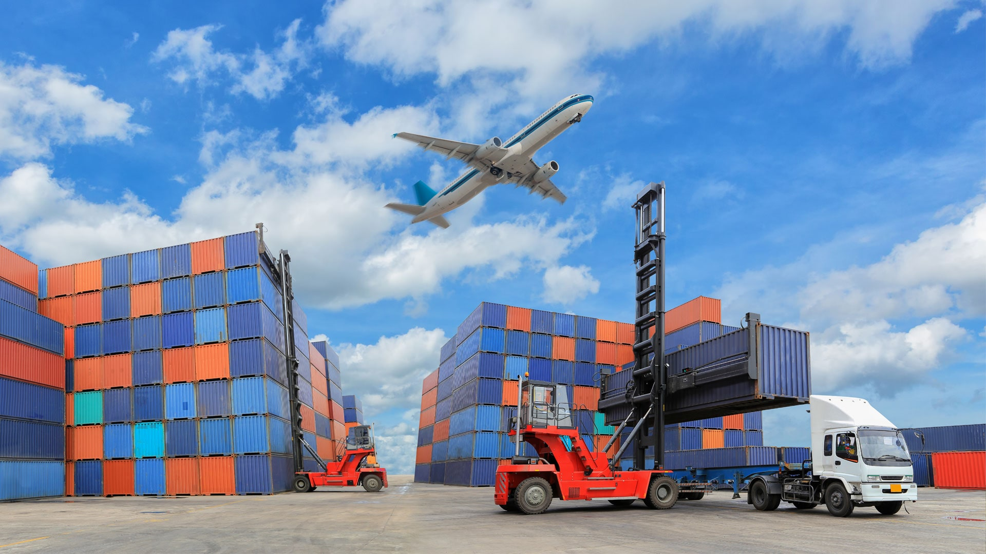 fast enterestate container shipping