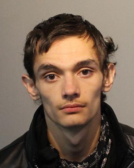 Shooting suspect Vincent Thor Reynolds