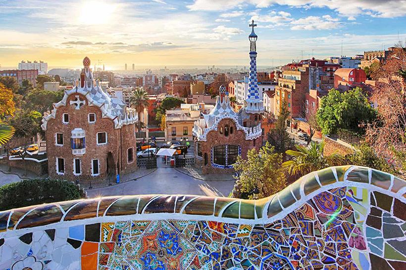 Barcelona July 2022