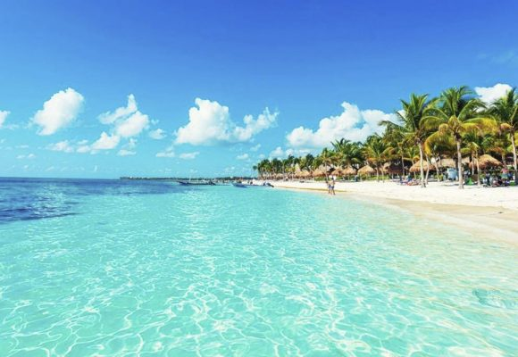 Playa del Carmen, Mexico Feb 2022