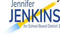 Logo of Jennifer Jenkins for School Board of Brevard County District 3