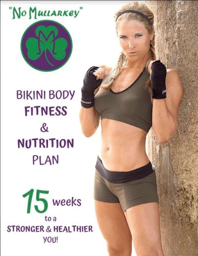 Bikini Body Fitness and Nutrition Plan