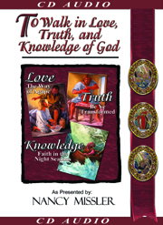 To Walk In Love Truth and Knowledge – CD
