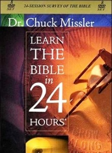 Learn Bible DVD