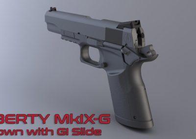 MkIX-G GI Top