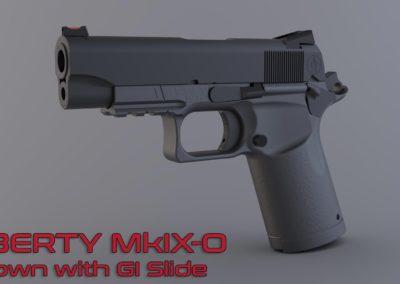 MkIX-O GI Top