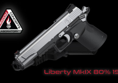 Press Release 01 - MkIX-G on Black