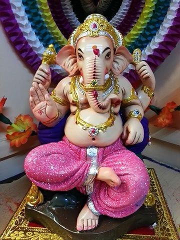 Lord Ganesha Ruler of Love?