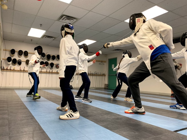 Fencing-Group