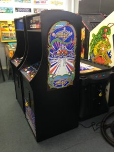 stand up arcade games