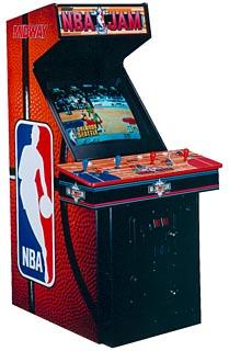 NBA Jam 4 Player -new control panel overlay with lexan  $1.800.00