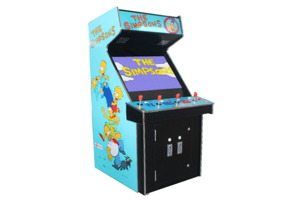 Simpsons 4 player 1,600.00