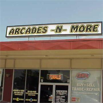 Arcades and More