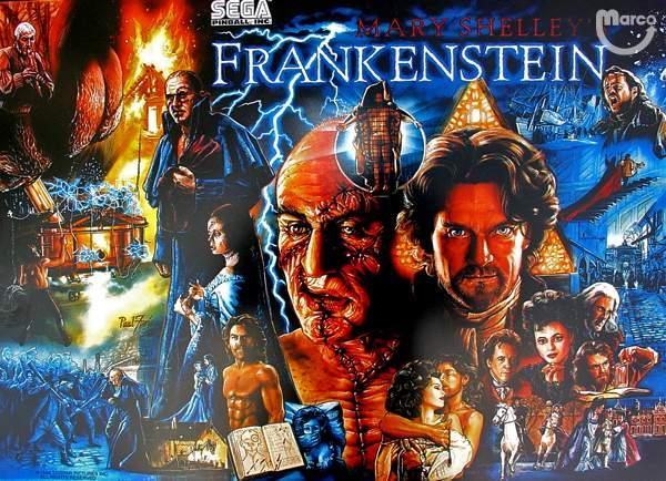 ega Mary Shelley's Frankenstein - $3.200.00