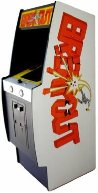 Atari Breakout Upright Arcade Game